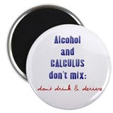 Don't Drink & Derive Magnet