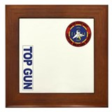 Top Gun Framed Tile