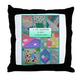 Deb's Dots #1 Throw Pillow