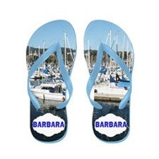 Love Boating Flip Flops