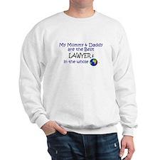 Best Lawyers In The World Sweatshirt