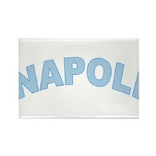 NAPLES Rectangle Magnet (100 pack)
