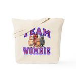 Team Wombie Tote Bag
