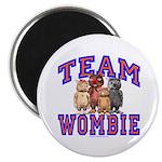 Team Wombie Magnet