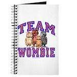 Team Wombie Journal