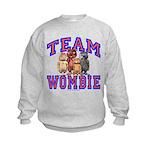 Team Wombie Kids Sweatshirt
