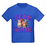 Team Wombie Kids Dark T-Shirt
