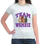 Team Wombie Jr. Ringer T-Shirt