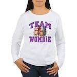 Team Wombie Women's Long Sleeve T-Shirt