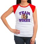 Team Wombie Women's Cap Sleeve T-Shirt