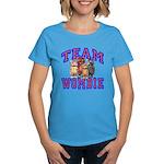 Team Wombie Women's Dark T-Shirt