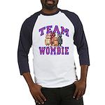 Team Wombie Baseball Jersey