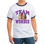 Team Wombie Ringer T