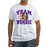 Team Wombie Fitted T-Shirt