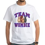 Team Wombie White T-Shirt