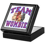 Team Wombie Keepsake Box