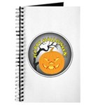 Happy Halloween Greetings Journal