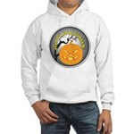 Happy Halloween Greetings Hooded Sweatshirt