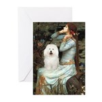 Ophelia & Bolognese Greeting Cards (Pk of 20)