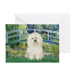 Bridge & Bolognese Greeting Card