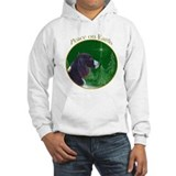 English Springer Peace Hoodie