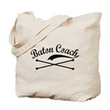 Baton Coach Tote Bag