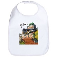 Frontenac Castle with Signatu Bib