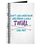 Twirl Like Me Journal
