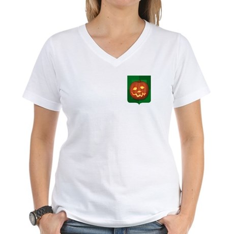 Wahkka Women's V-Neck T-Shirt