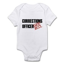 Off Duty Corrections Officer Infant Bodysuit