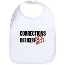 Off Duty Corrections Officer Bib