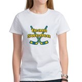 Team Sweden Hockey Tee
