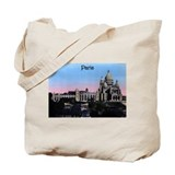 Paris Architecture Tote Bag