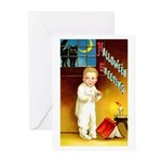 Halloween Scary Stories Greeting Cards (Pk of 10)