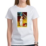 Halloween Scary Stories (Front) Women's T-Shirt