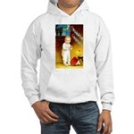 Halloween Scary Stories (Front) Hooded Sweatshirt
