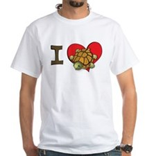 I heart turtles Shirt