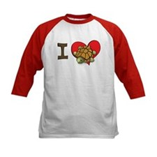I heart turtles Tee