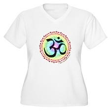 Om Aum Spectrum T-Shirt