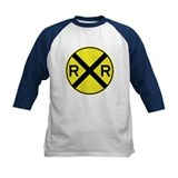 Railroad Sign Tee