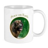 Leonberger Peace Small Mug
