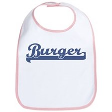 Burger (sport-blue) Bib