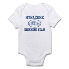 SYRACUSE drinking team Infant Bodysuit