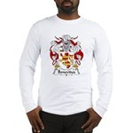 Benevides Family Crest Long Sleeve T-Shirt
