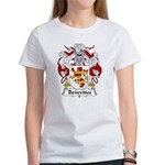Benevides Family Crest Women's T-Shirt