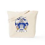 Bendris Family Crest  Tote Bag