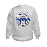Bendris Family Crest  Kids Sweatshirt