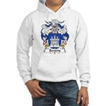 Bendris Family Crest Hooded Sweatshirt