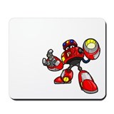 P-Bot | Mousepad