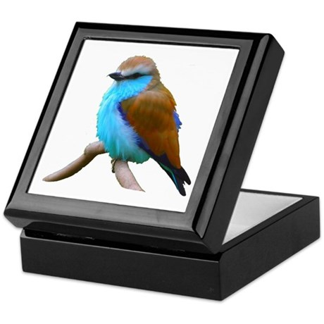 Bluebird Keepsake Box